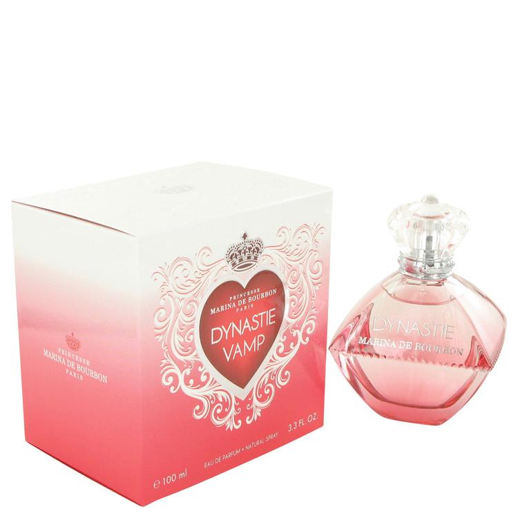 Marina De Bourbon Dynastie Vamp Eau De Parfum Spray By Marina De Bourbon 100ml