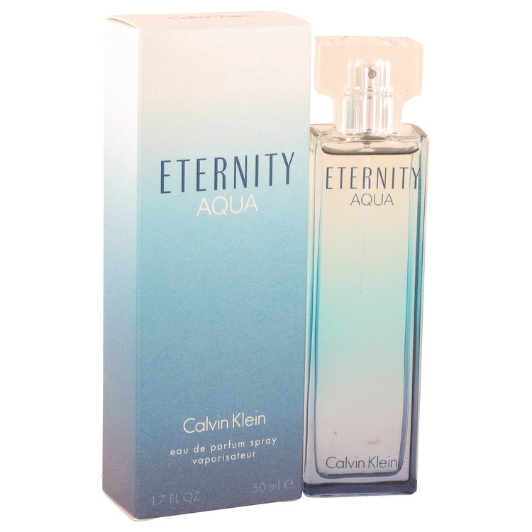 Eternity Aqua Eau De Parfum Spray By Calvin Klein 50ml