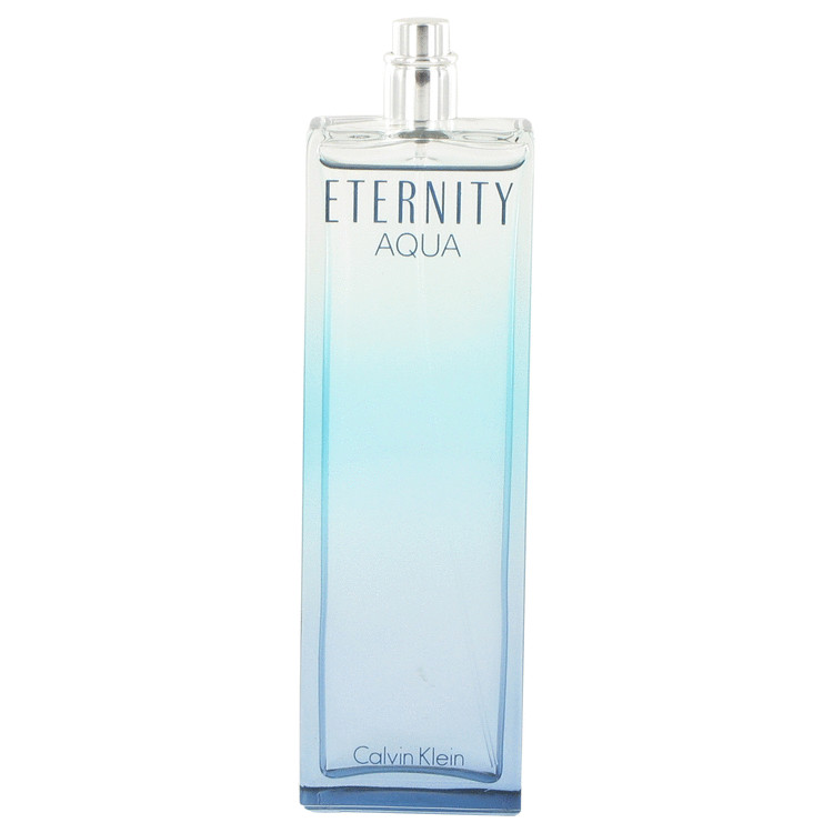 Eternity Aqua Eau De Parfum Spray (Tester) By Calvin Klein 100ml