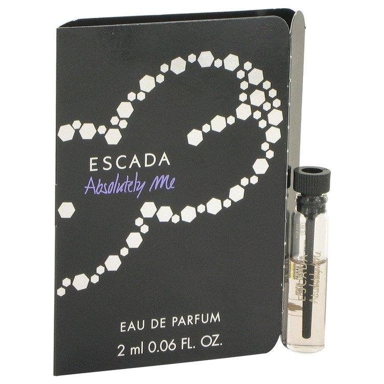 Escada Absolutely Me by Escada for Women Vial (sample) .06 oz