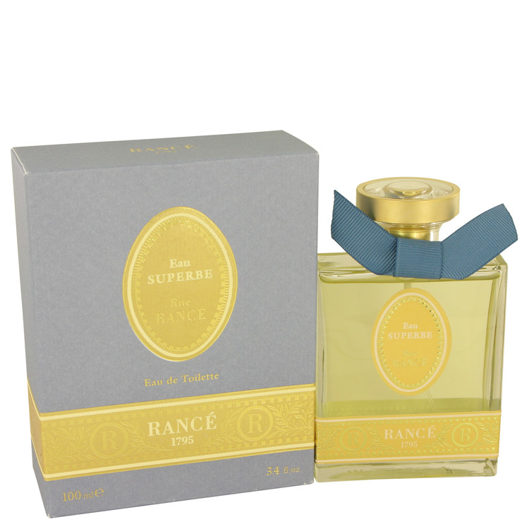 Eau Superbe Eau De Toilette Spray By Rance 100ml