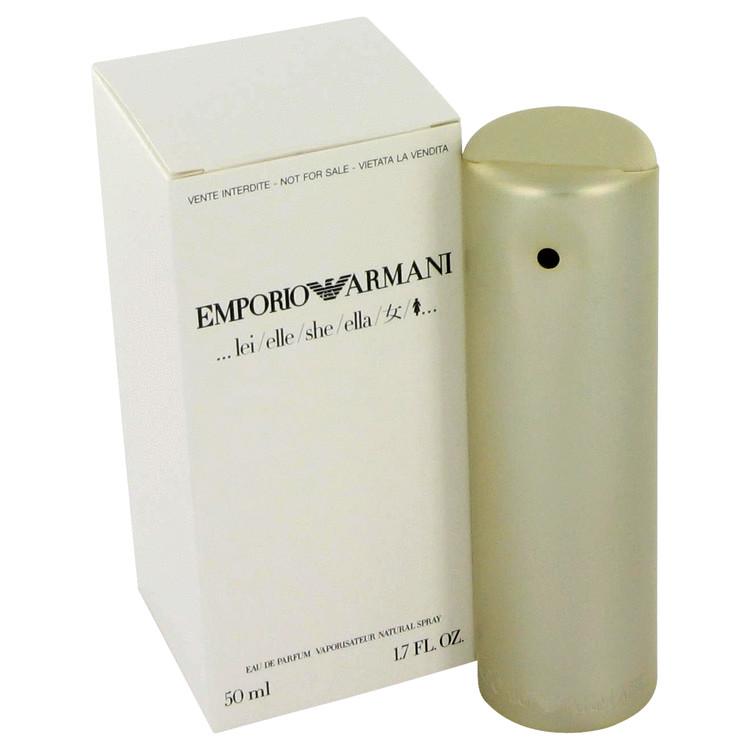 Emporio Armani Eau De Parfum Spray (Tester) By Giorgio Armani 50ml