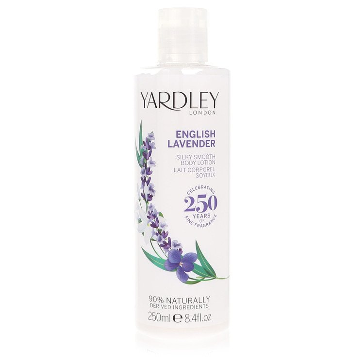 English Lavender by Yardley London for Women Body Lotion 8.4 oz