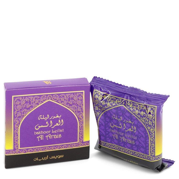 Leilat Al Arais Bakhoor Incense By Swiss Arabian 0ml