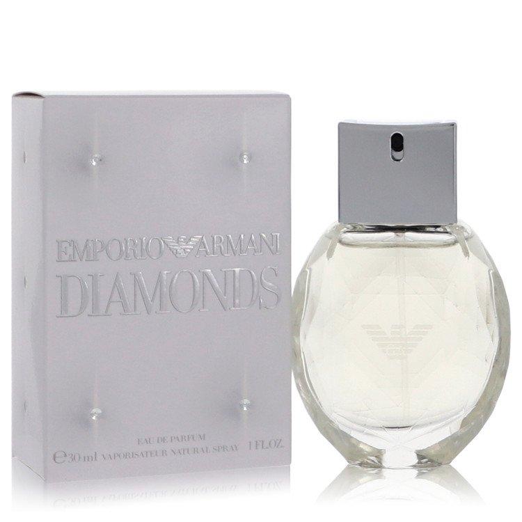 Emporio Armani Diamonds Eau De Parfum Spray By Giorgio Armani 30ml