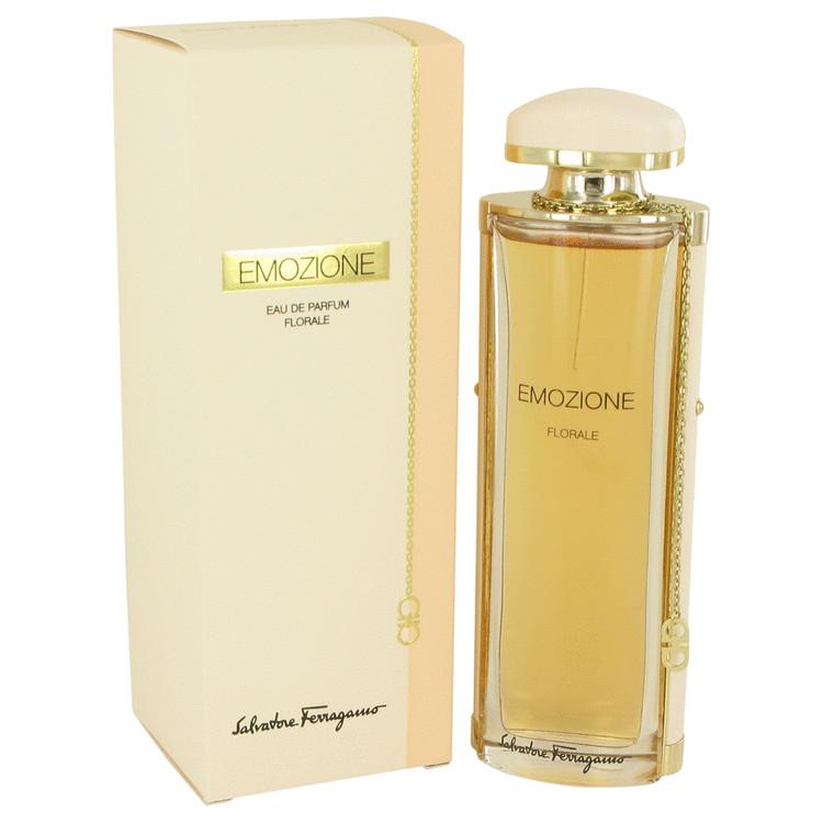 Emozione Florale Eau De Parfum Spray By Salvatore Ferragamo 100ml
