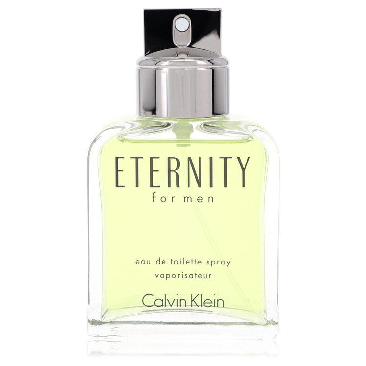 Eternity Eau De Toilette Spray (Tester) By Calvin Klein 100ml