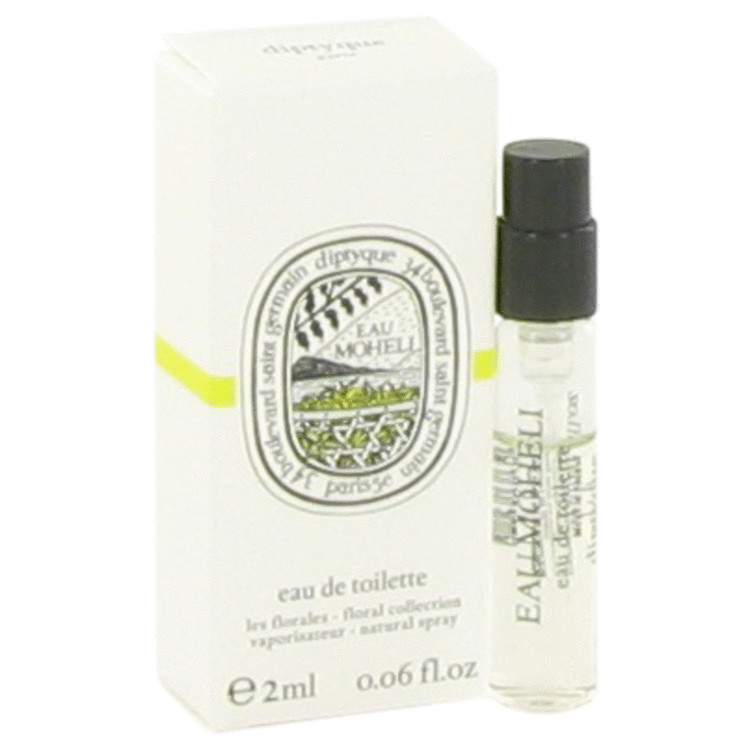 Eau Moheli by Diptyque for Women Vial (sample) .06 oz