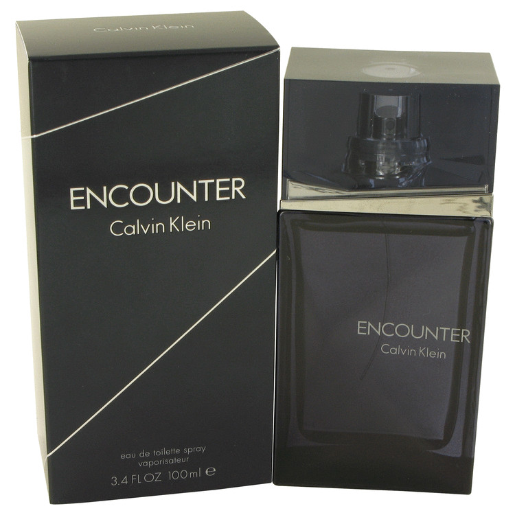 Encounter Eau De Toilette Spray By Calvin Klein 100ml