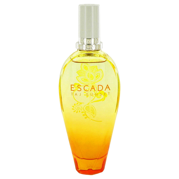 Escada Taj Sunset Eau De Toilette Spray (Tester) By Escada 100ml