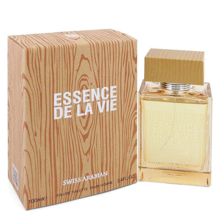 Essence De La Vie Eau De Toilette Spray By Swiss Arabian 100ml