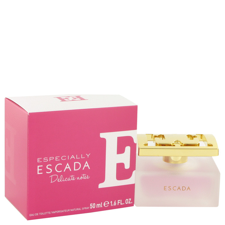 Especially Escada Delicate Notes Eau De Toilette Spray By Escada 50ml