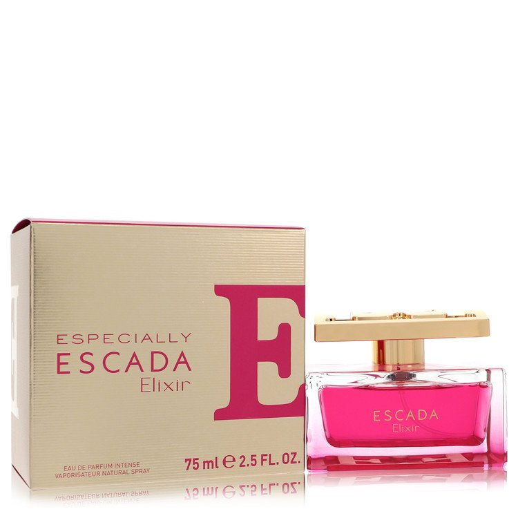 Especially Escada Elixir Eau De Parfum Intense Spray By Escada 75ml