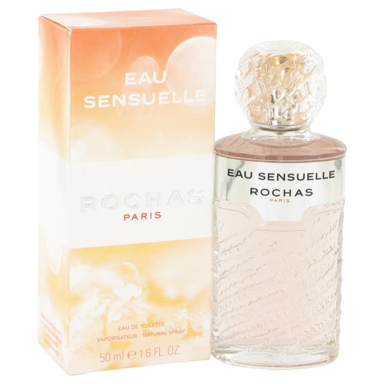 Eau Sensuelle by Rochas for Women Eau De Toilette Spray 1.7 oz