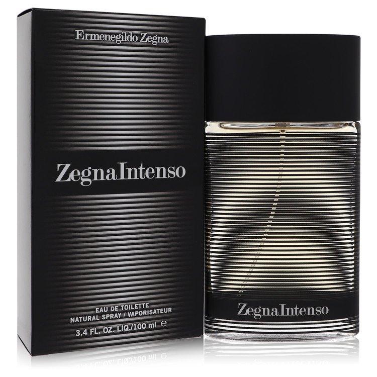 Zegna Intenso Eau De Toilette Spray By Ermenegildo Zegna 100ml