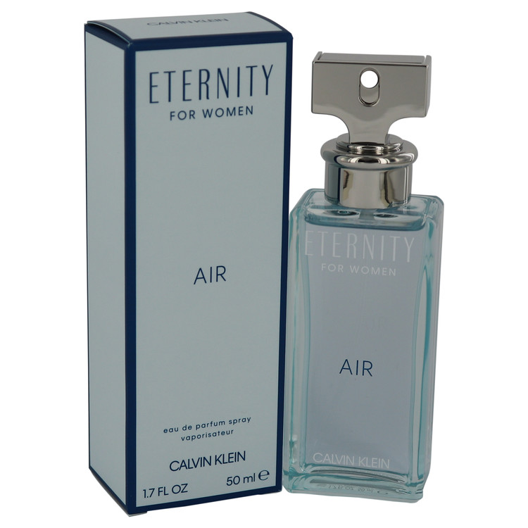 Eternity Air Eau De Parfum Spray By Calvin Klein 50ml