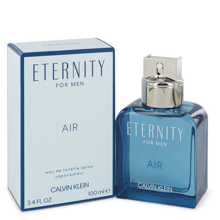 Eternity Air Eau De Toilette Spray By Calvin Klein 100ml