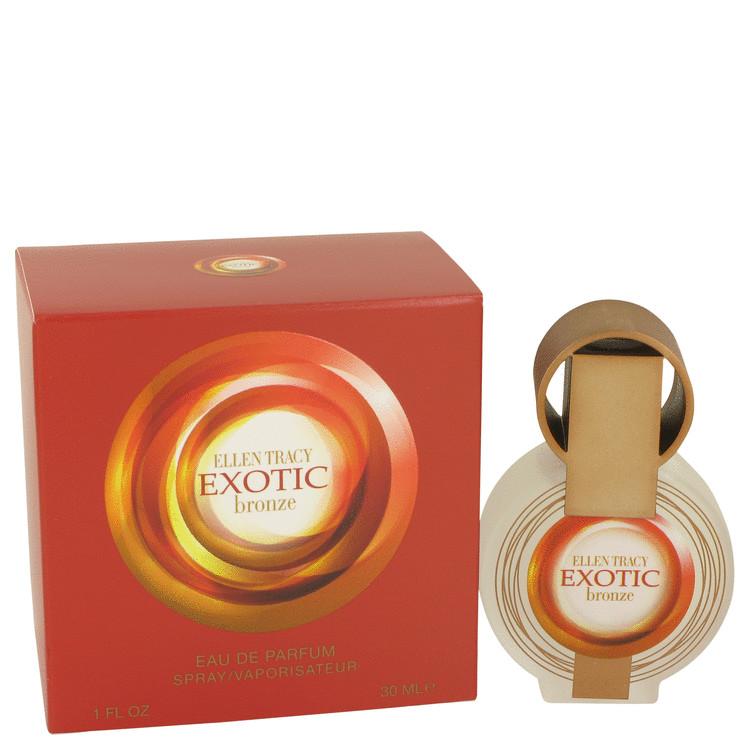 Ellen Tracy Exotic Bronze Eau De Parfum Spray By Ellen Tracy 30ml