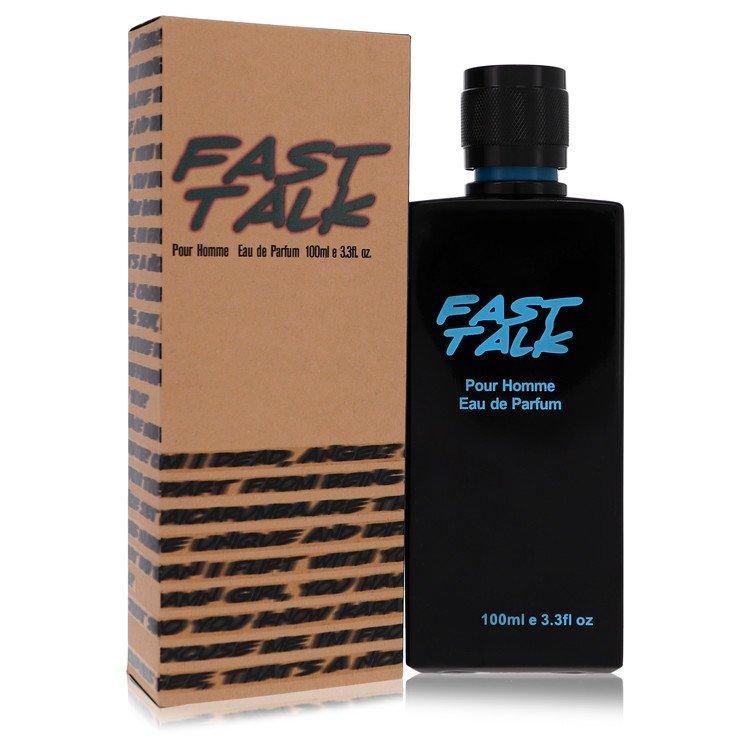 Fast Talk Eau De Parfum Spray By Erica Taylor 100ml
