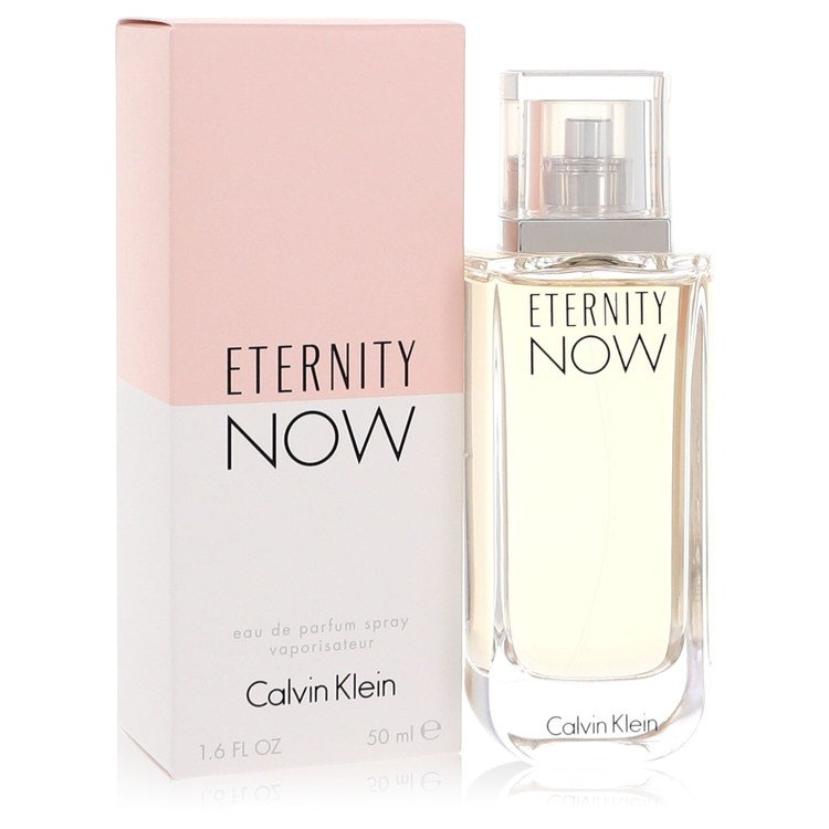 Eternity Now Eau De Parfum Spray By Calvin Klein 50ml