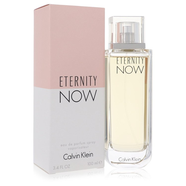 Eternity Now Eau De Parfum Spray By Calvin Klein 100ml