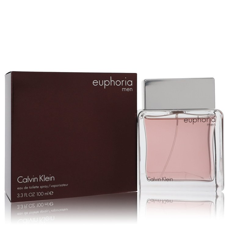 Euphoria Eau De Toilette Spray By Calvin Klein 100ml