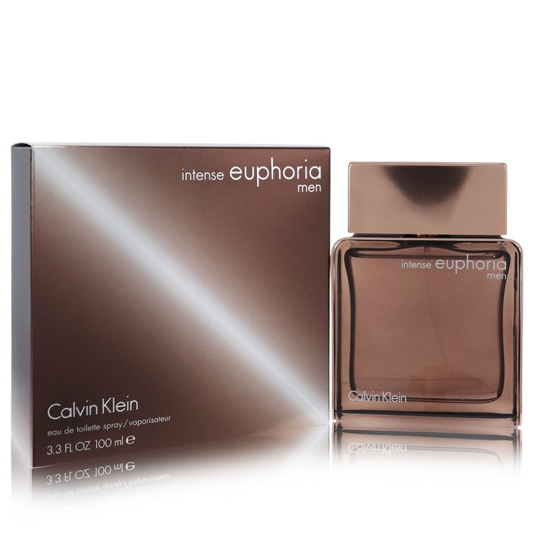 Euphoria Intense Eau De Toilette Spray By Calvin Klein 100ml