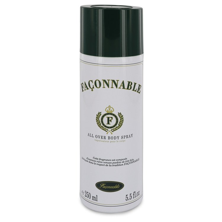 Faconnable Body Spray By Faconnable 163ml