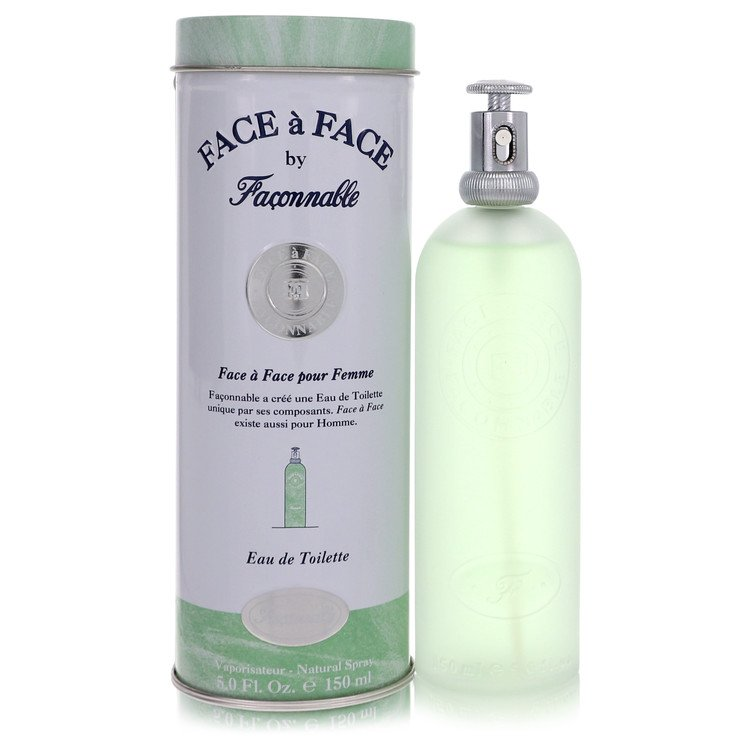 Face A Face Eau De Toilette Spray By Faconnable 150ml