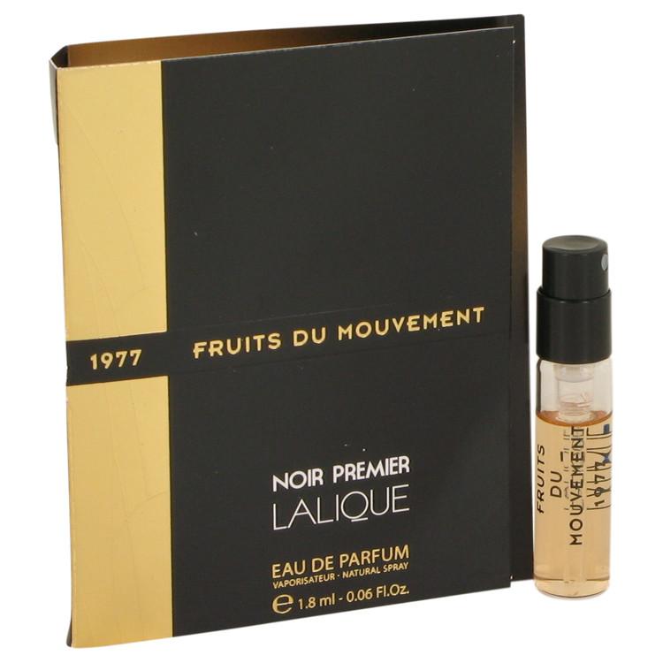 Fruits Du Mouvement by Lalique for Women Vial (sample) .06 oz