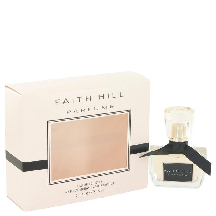 Faith Hill by Faith Hill for Women Mini EDT Spray 0.5 oz