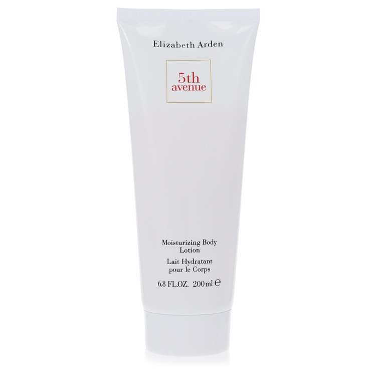 5th Avenue Body Lotion By Elizabeth Arden 6.8oz