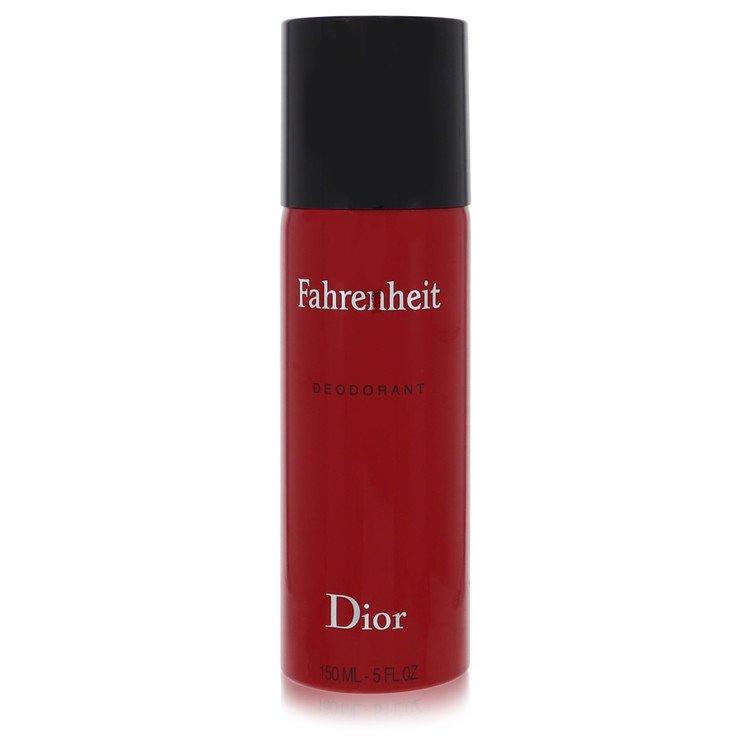 Fahrenheit Deodorant Spray By Christian Dior 5.0oz