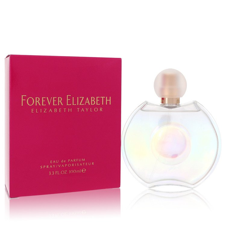 Forever Elizabeth Eau De Parfum Spray By Elizabeth Taylor 100ml