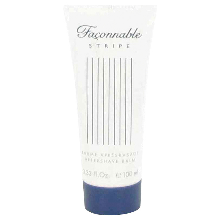 Faconnable Stripe After Shave Balm By Faconnable 100ml