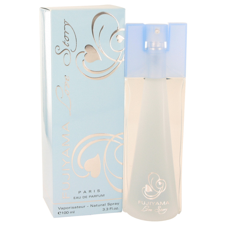 Fujiyama Love Story Eau De Parfum Spray By Succes De Paris 100ml