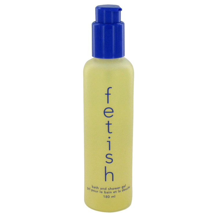 FETISH by Dana for Women Shower Gel 6 oz
