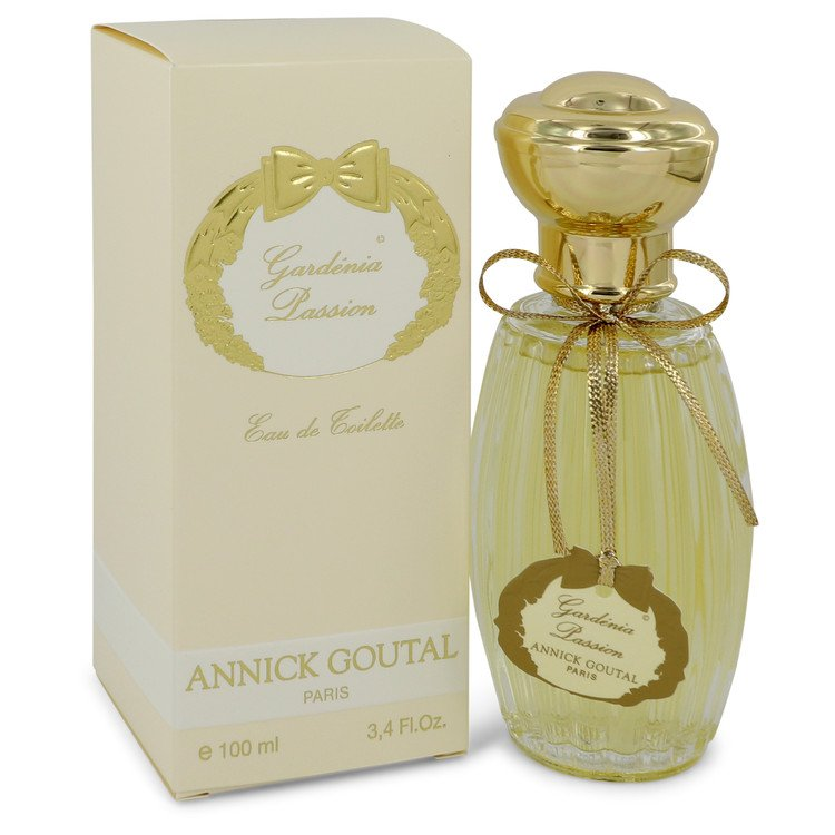 Gardenia Passion by Annick Goutal for Women Eau De Toilette Spray 3.4 oz