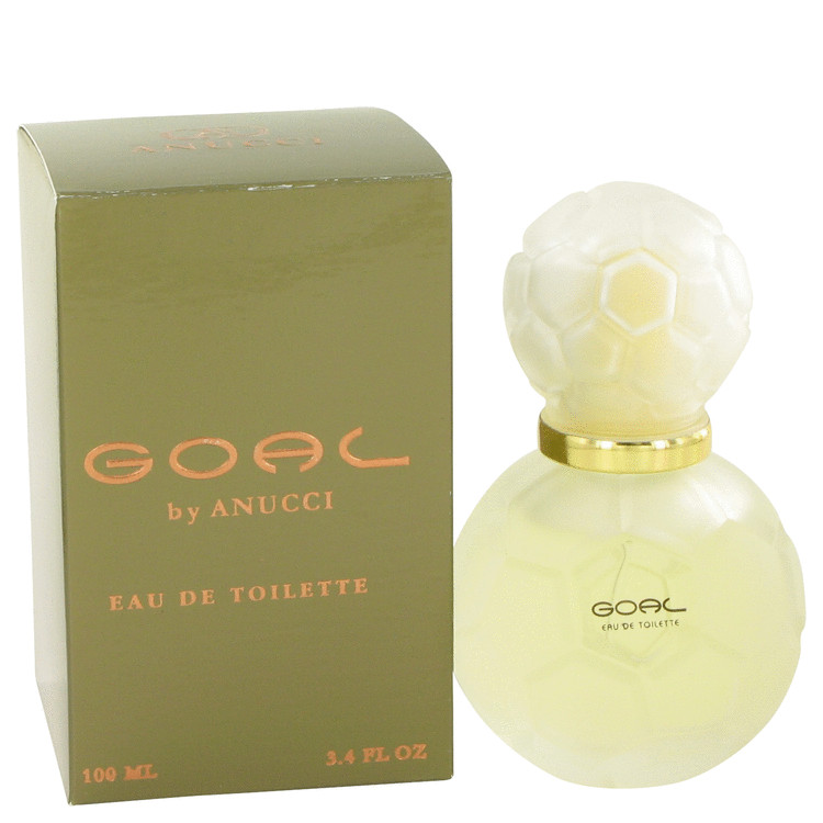Goal by Anucci for Men Eau De Toilette Spray 3.4 oz