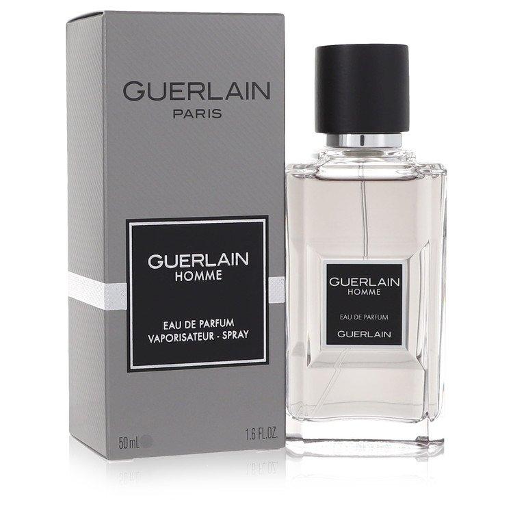 Guerlain Homme Eau De Parfum Spray By Guerlain 1.6oz