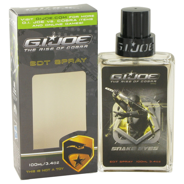 Gi Joe Eau De Toilette Spray By Marmol and Son 100ml