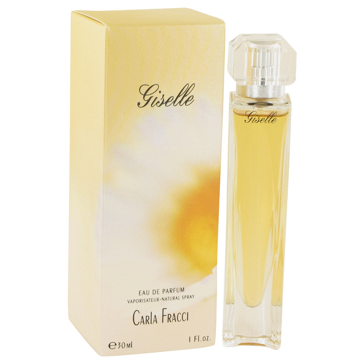 Giselle Eau De Parfum Spray By Carla Fracci 30ml