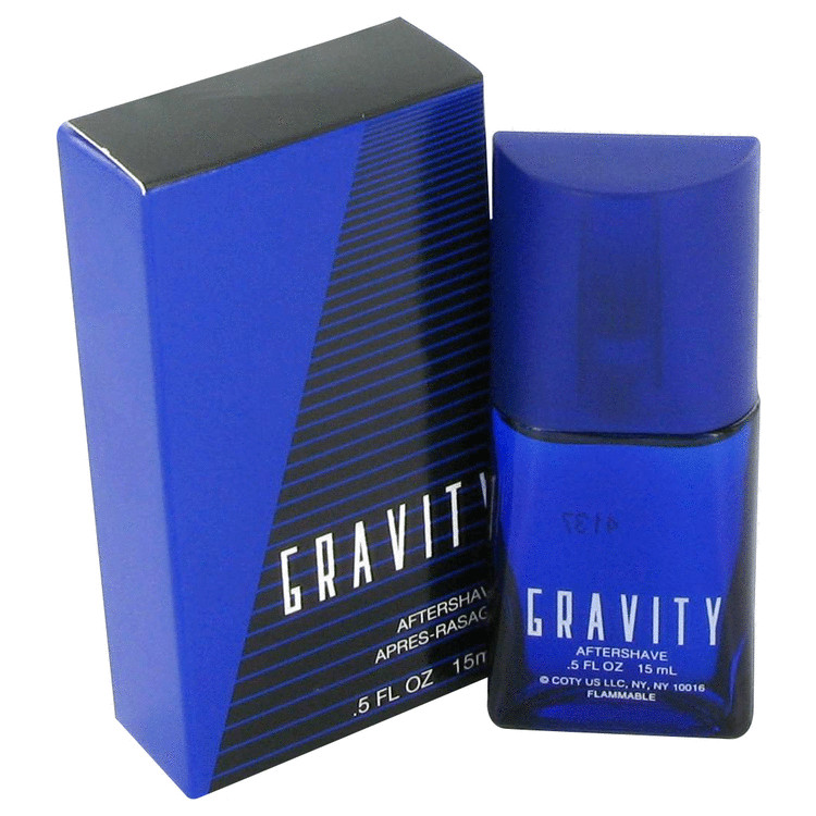 GRAVITY by Coty for Men After Shave .5 oz