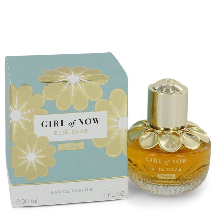 Girl Of Now Shine Eau De Parfum Spray By Elie Saab 30ml