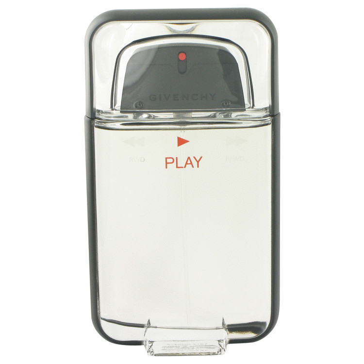 Givenchy Play by Givenchy for Men Eau De Toilette Spray (unboxed) 3.4 oz