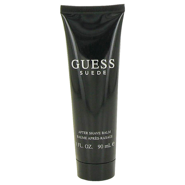 Guess Suede by Guess for Men After Shave Balm 3 oz