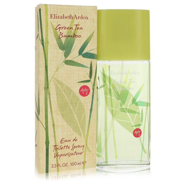Green Tea Bamboo Eau De Toilette Spray By Elizabeth Arden 100ml