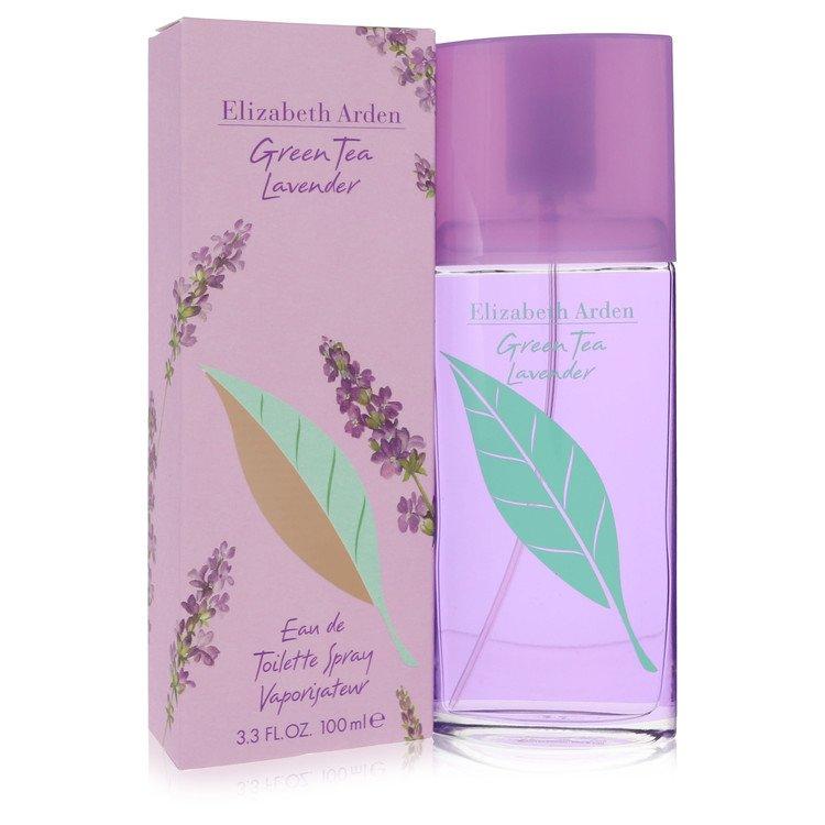 Green Tea Lavender Eau De Toilette Spray By Elizabeth Arden 100ml