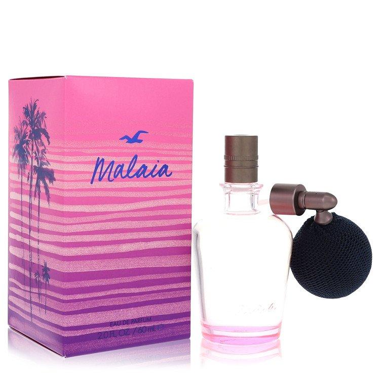 Hollister Malaia Eau De Parfum Spray (New Packaging) By Hollister 60ml
