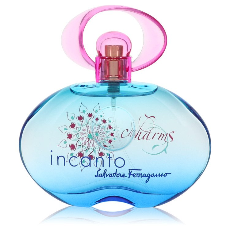 Incanto Charms Eau De Toilette Spray (unboxed) By Salvatore Ferragamo 100ml